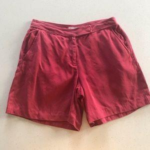 Dark pink Tommy Bahama shorts